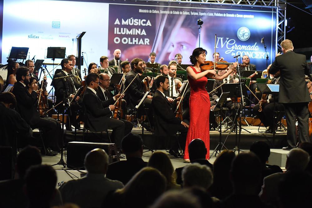 Festival de musica Gramado