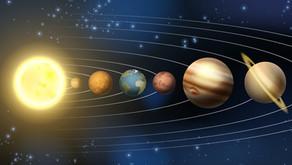 O alinhamento planetário