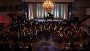 Orquestra Sinfônica de Gramado emociona público na abertura do 5º Gramado In Concert