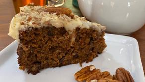 Como fazer bolo de cenoura americano sem glúten