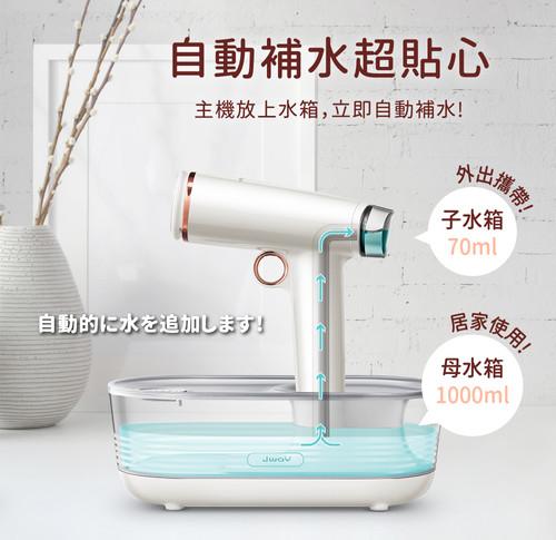 放上水箱自動補水