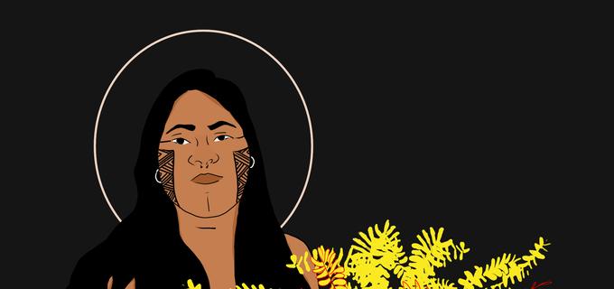 Mulher do sol - ©YACUNÃTUXÁ.png