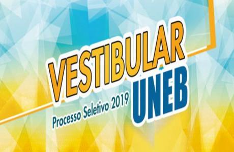Vestibular UNEB 2019