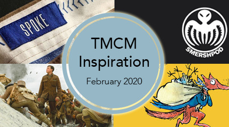 TMCM Inspiration : February 2020