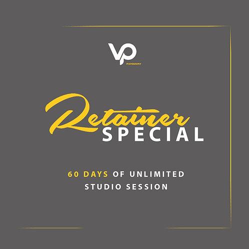 Retainer Special - 60 days