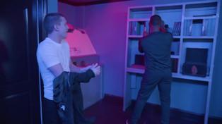 I took Tom Holland to an ESCAPE ROOM
