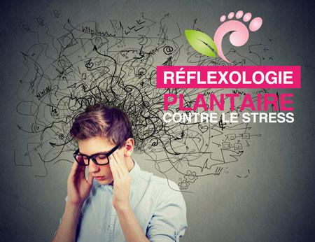 La réflexologie plantaire pour lutter contre le stress