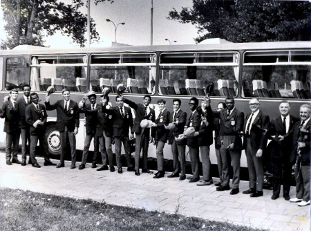1971 United States Champions (Joey - 4th From Left)