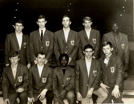 1969 Mid-South Golden Gloves Champions (Joey - Back Row Center)