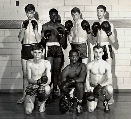 1967 Memphis Golden Gloves Champions (Joey - Back Right)