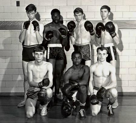 1967 Memphis Golden Gloves Champions (Joey - Back Right)