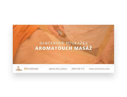 AromaTouch masáž (30 min.)