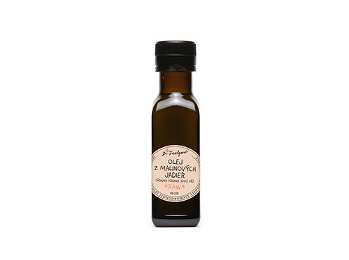 Malinový olej 100ml