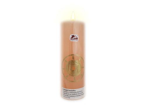 Archanjel Sandalfon 18cm sviečka