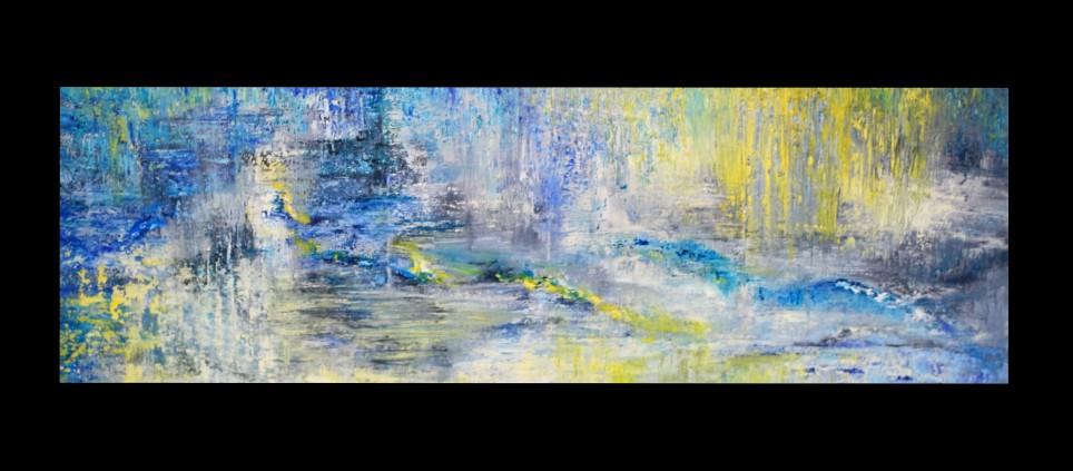 """""""Blaue Landschaft"""""""