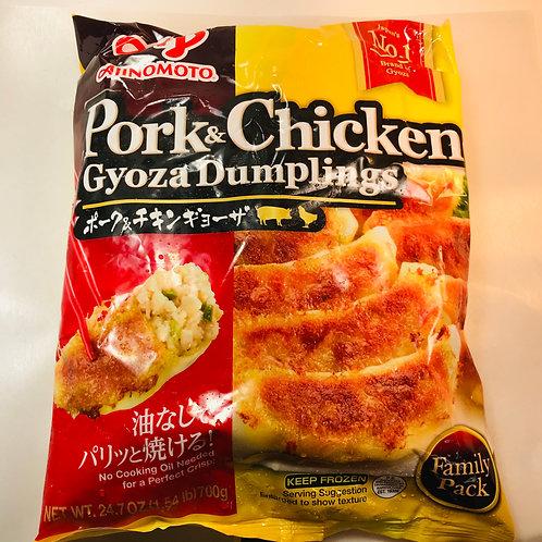 Ajinomoto Gyoza - Pork and Chicken