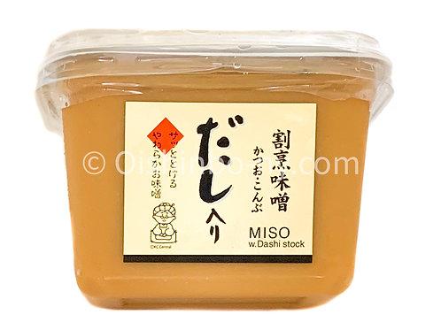 Central Kappo Dashi Miso Soybean Paste