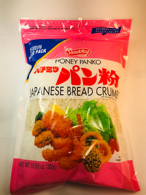 Shirakiku Honey  Panko Bread Crumbs