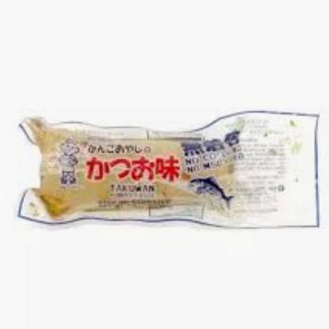 Ganko Oyaji Takuwan Radish Pickle Bonito