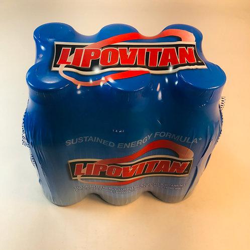 LIPOVITAN LIPOVITAN Energy Drink