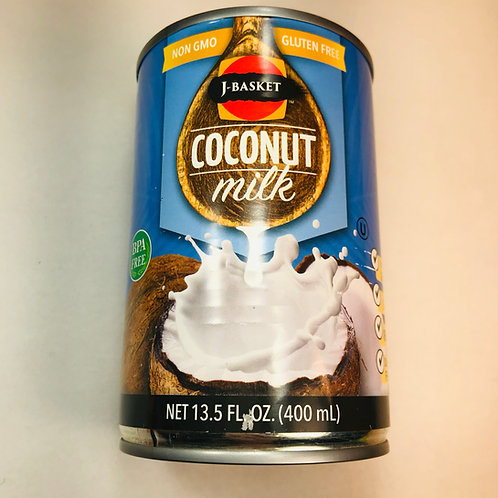 J-BASKET Coconut Milk