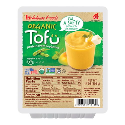 House Organic Tofu Soft