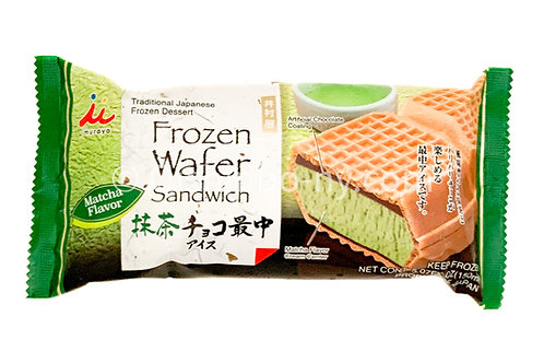 Imuraya Frozen Wafer Sandwich Matcha