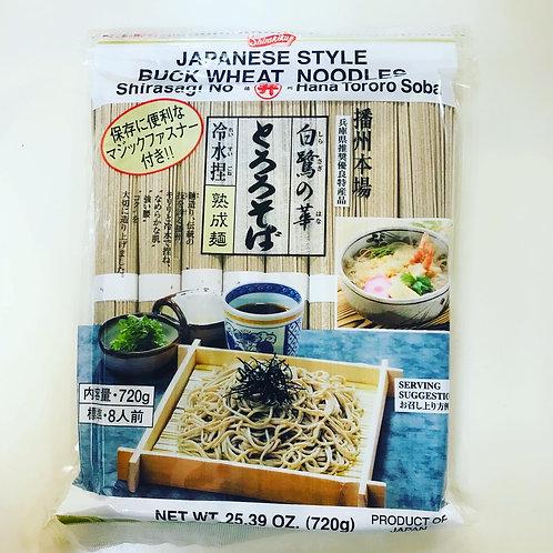 Shirakiku Tororo Soba