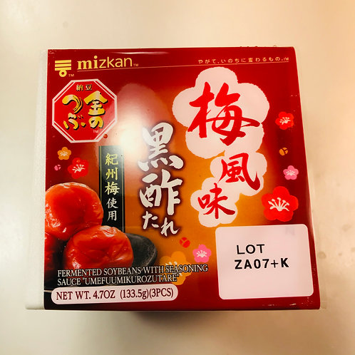 Mitsukan Plum Flavored Natto