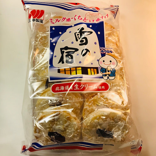 Sanko Yuki no Yado Rice Crackers