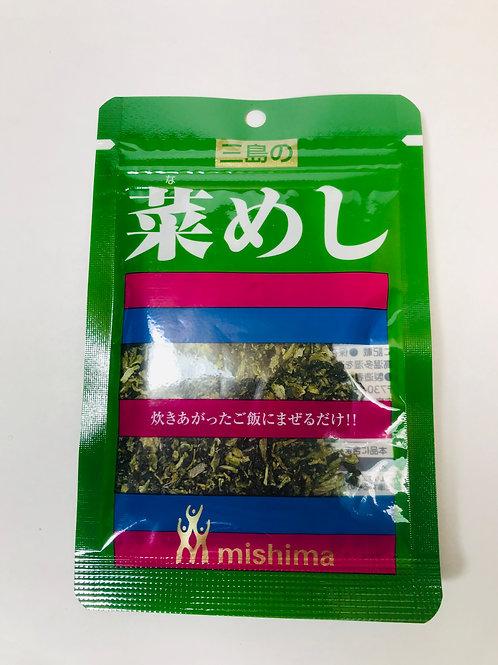Mishima Furikake Bok choy