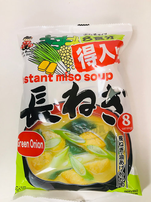 Shinsyuichi Instant Miso Soup Green Onion