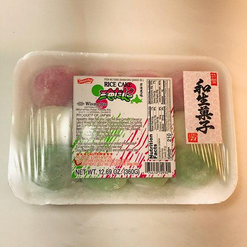 Shirakiku  Tricolor Dango