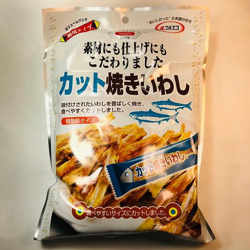 Maruesu Amakara Yaki Iwashi Sweet and Spicy Dried Anchovies