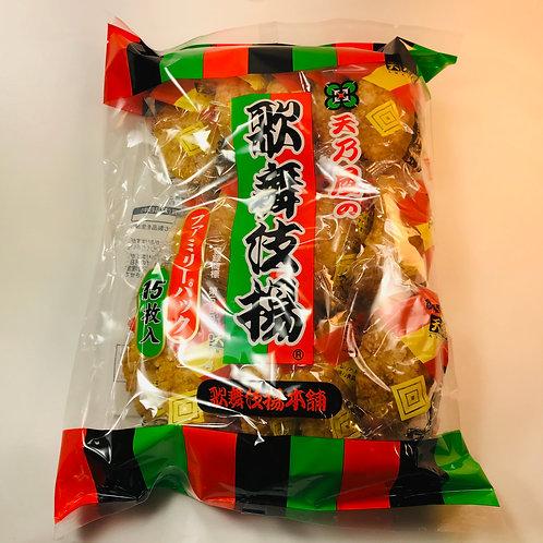 Amanoya Kabuki Age Rice Crackers - Original