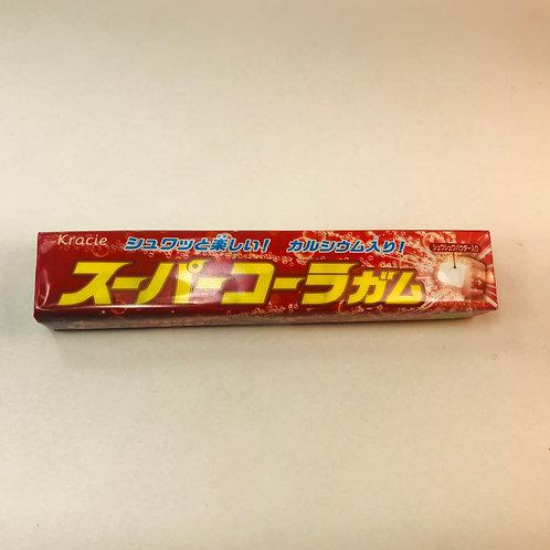 Kracie Super Cola Gum