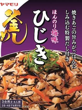 Yamamori Hijiki Kamameshi Hijiki Seaweed