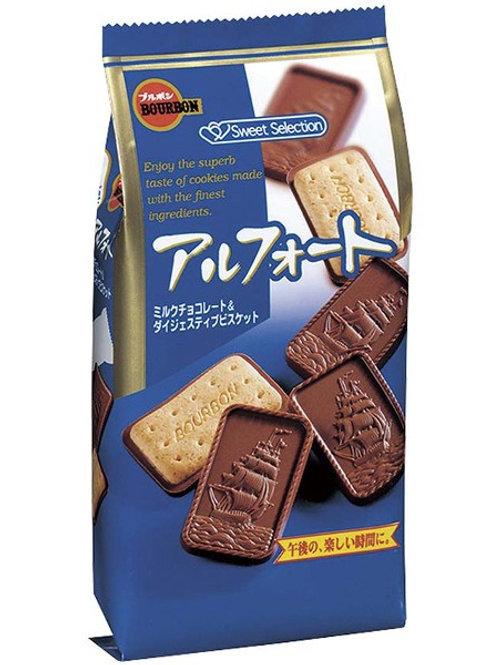 Bourbon Alfort Cookie