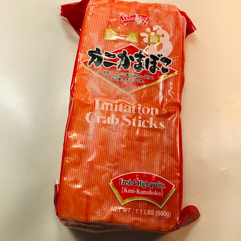 Shirakiku Imitation Crab Meat