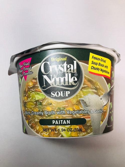 Crystal Noodle Soup Paitan