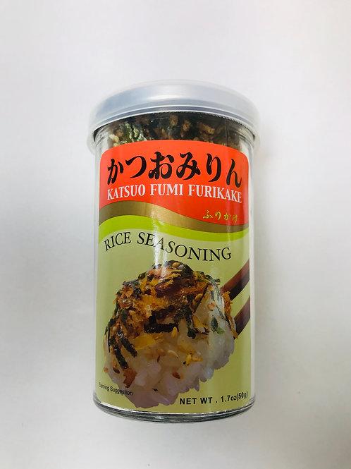 JFC Bottle Furikake Katsuo Bonito Mirin
