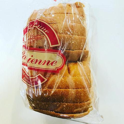 Parisienne English Bread - Sliced