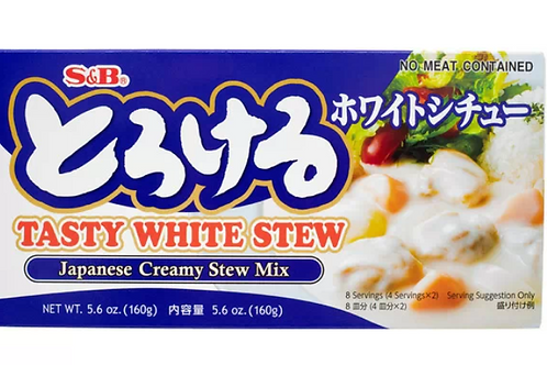 S&B Tasty Cream Stew Sauce Mix