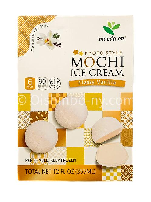 Maeda-en Mochi Ice Cream Classy Vanilla