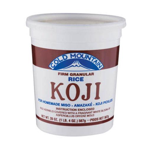Cold Mountain Koji