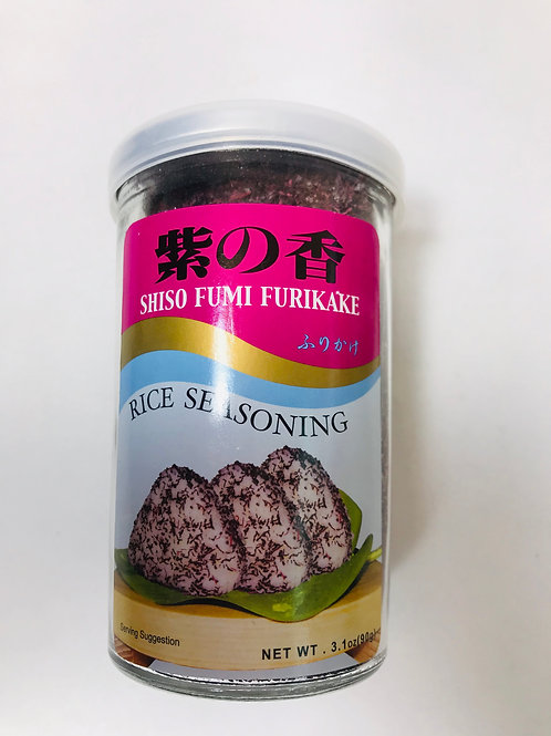 JFC Bottle Furikake Shiso