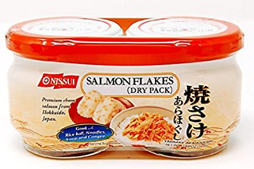 Nissui Salmon Flakes - 2 Bags