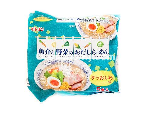 Itomen Odashi Ramen Bonito Salt
