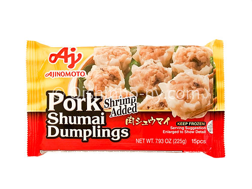 Ajinomoto Pork and Shumai Dumplings