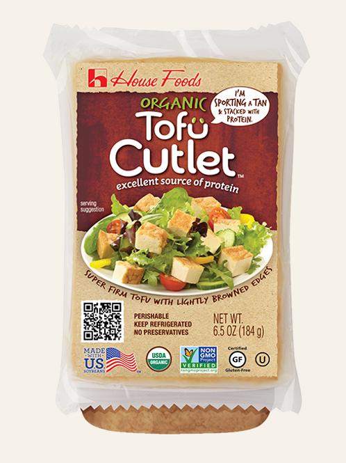 House Organic Tofu Cutlet